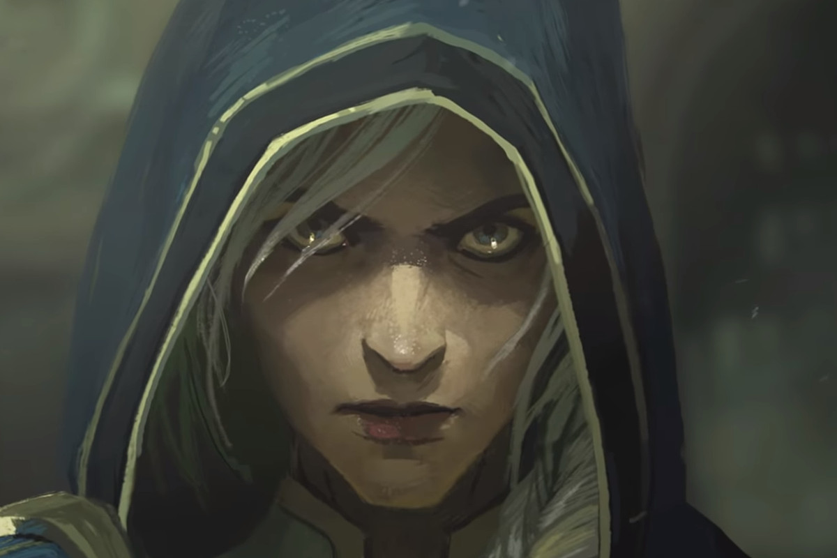 Method down Jaina in the Battle for Daza'Alor, claiming a World