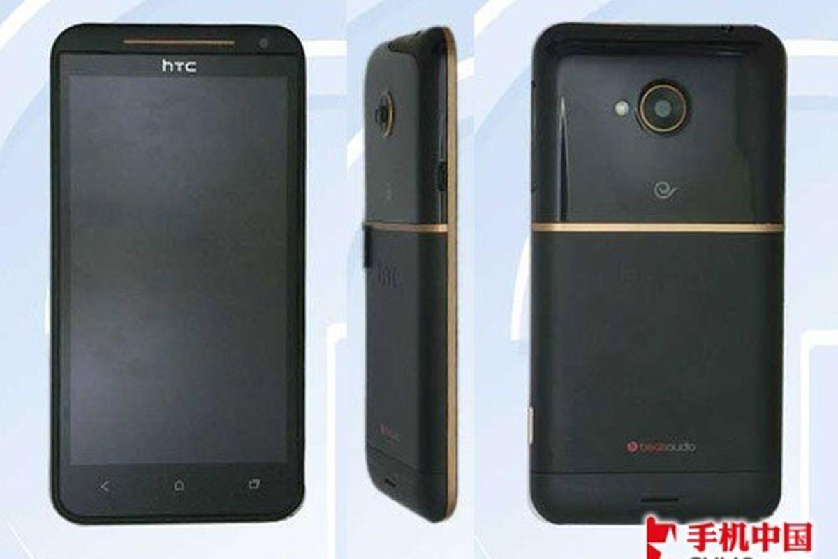 HTC One X X720d