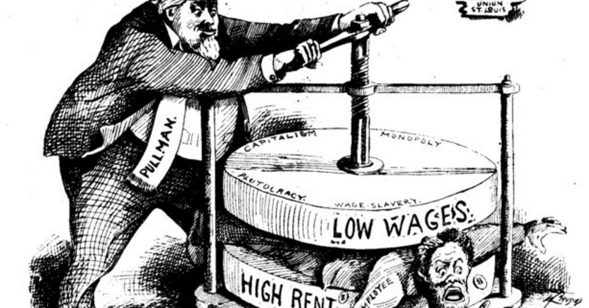 the gilded age has striking similarities with today  but