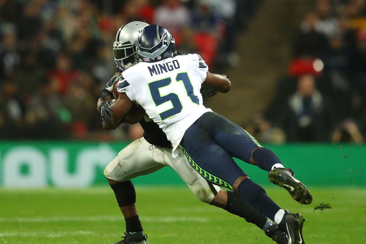 04e48de4c What makes Seahawks linebacker Barkevious Mingo special - Field Gulls