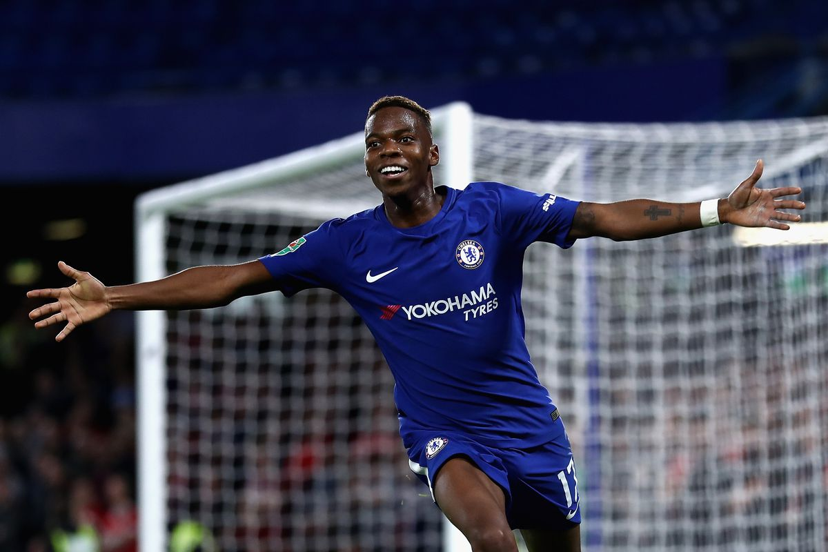 Chelsea v Nottingham Forest - Carabao Cup Third Round