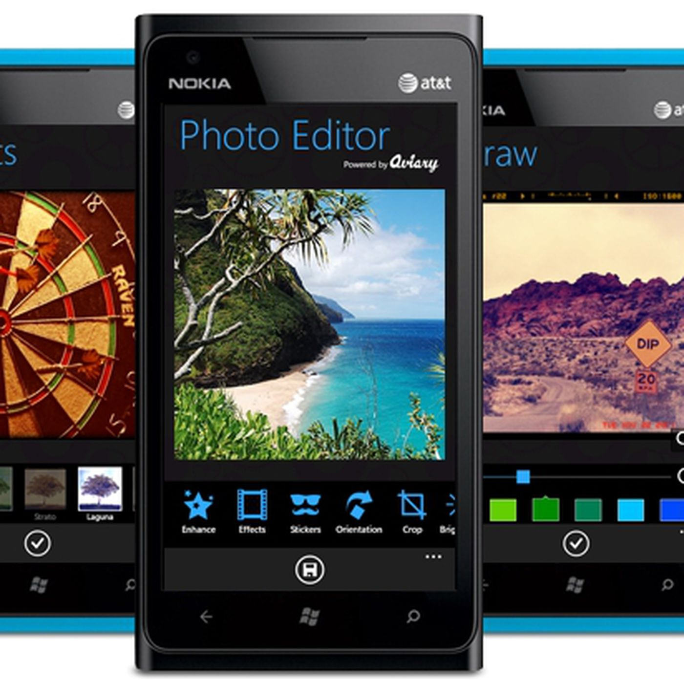 Aviary photo editor launching for Windows Phone - The Verge