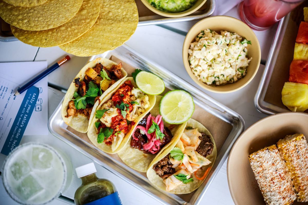 Bartaco Is Now Slinging Dozens of Tequilas and Tacos in