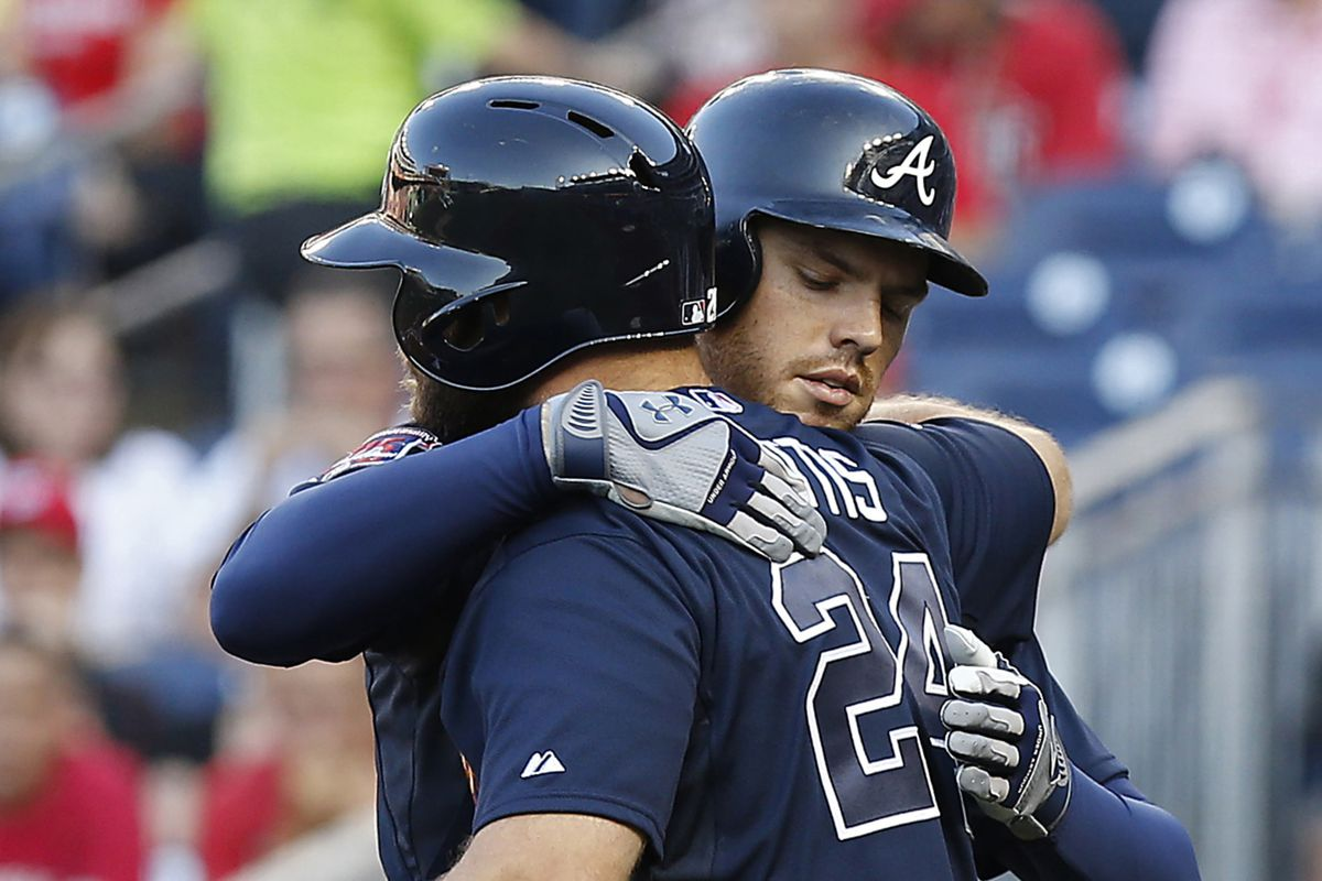 This hug took place in the 1st. There were more in the 13th.