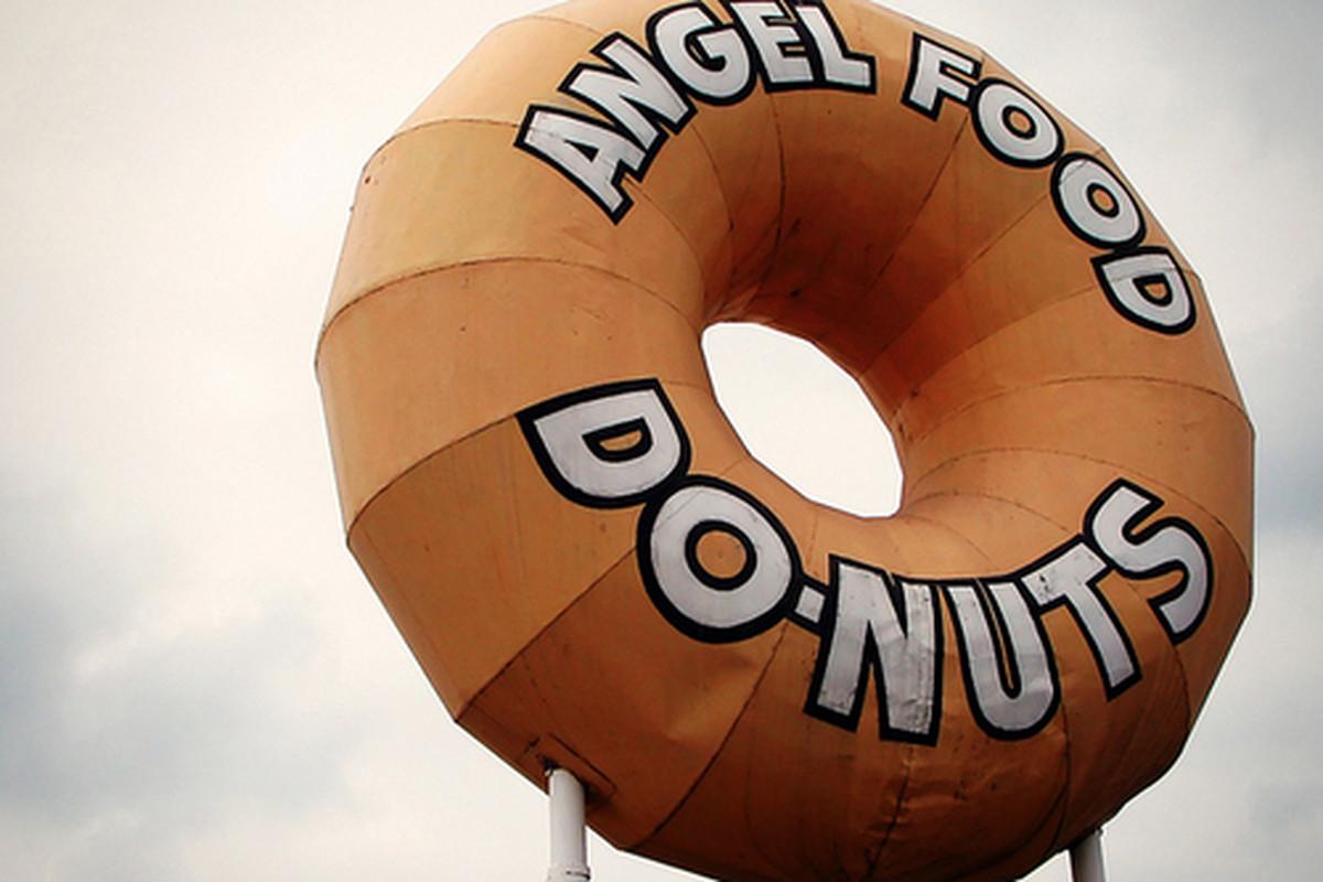 Angel Food Donuts, Long Beach.