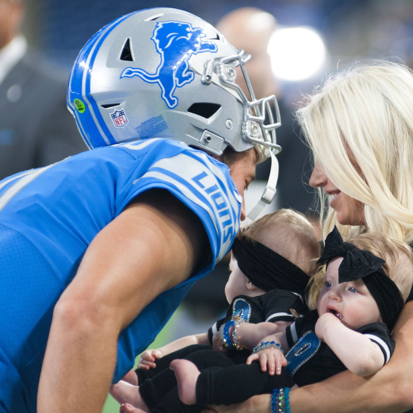 Kelly Stafford Blasts Nfl For Covid Response After Matthew S False Positive Pride Of Detroit