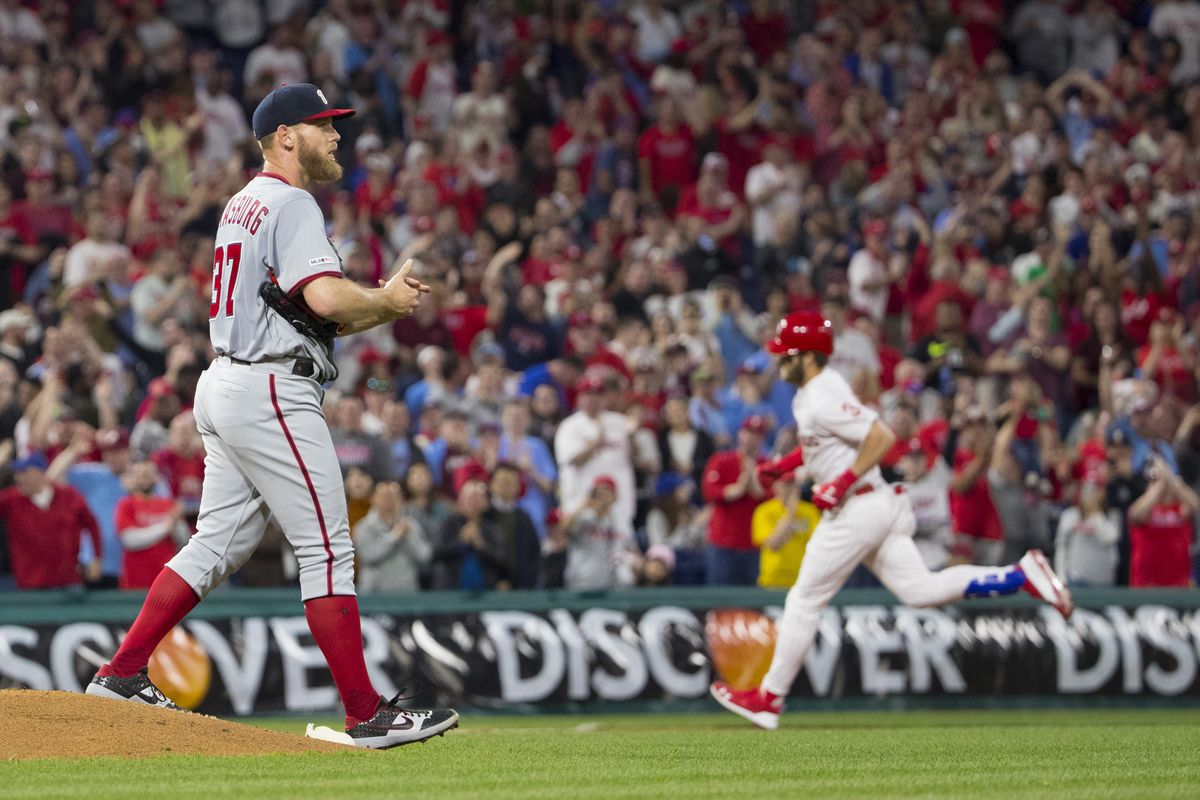 Wild Card Fever! Phillies vs. Nationals series preview