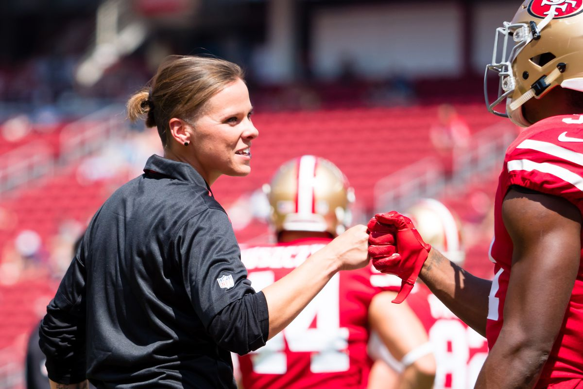 nfl u2019s first gay assistant coach honored by pro football