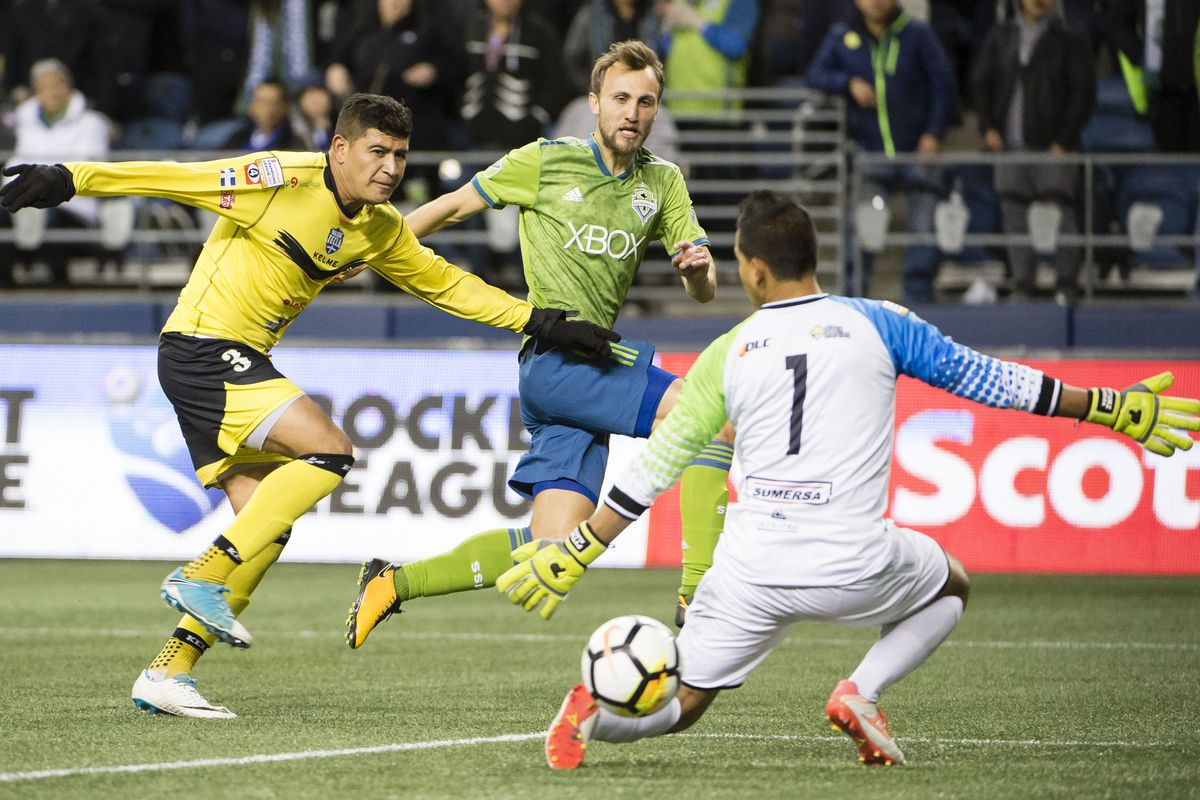 MLS: Concacaf Champions League-Santa Tecla FC at Seattle Sounders FC