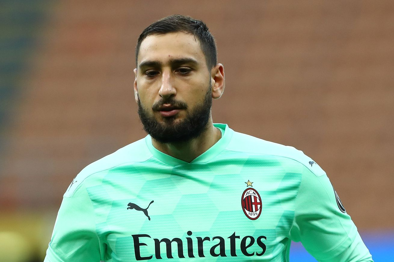 AC Milan's First Contract Renewal Offer For Gianluigi Donnarumma Turned Down By Mino Raiola