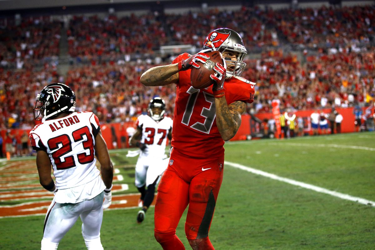 Mike Evans put his sophomore slump behind him and it s paying off