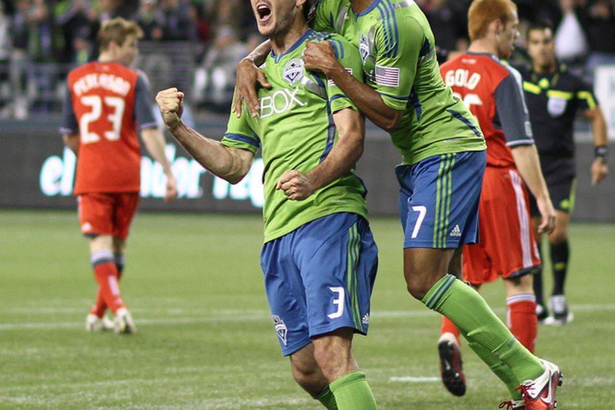 ab41fb4390f 2012 MLS Schedule: Might Sounders Receive Same Treatment As Toronto FC?