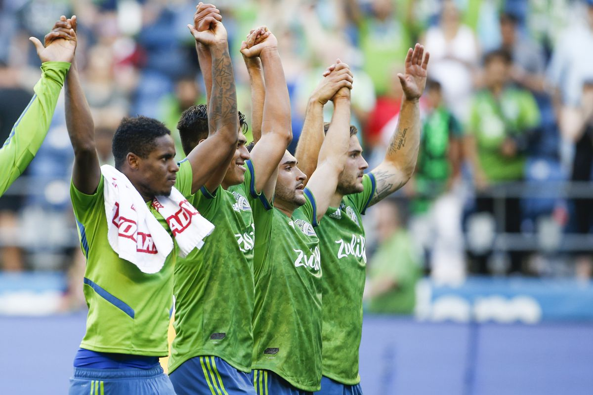 Sounders' depth was key component of success