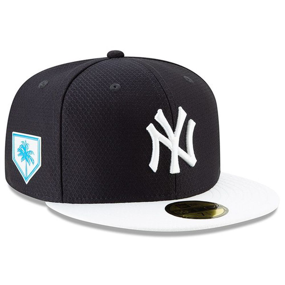 1fec28b64 Spring Training 2019: The Yankees New Era caps have arrived ...