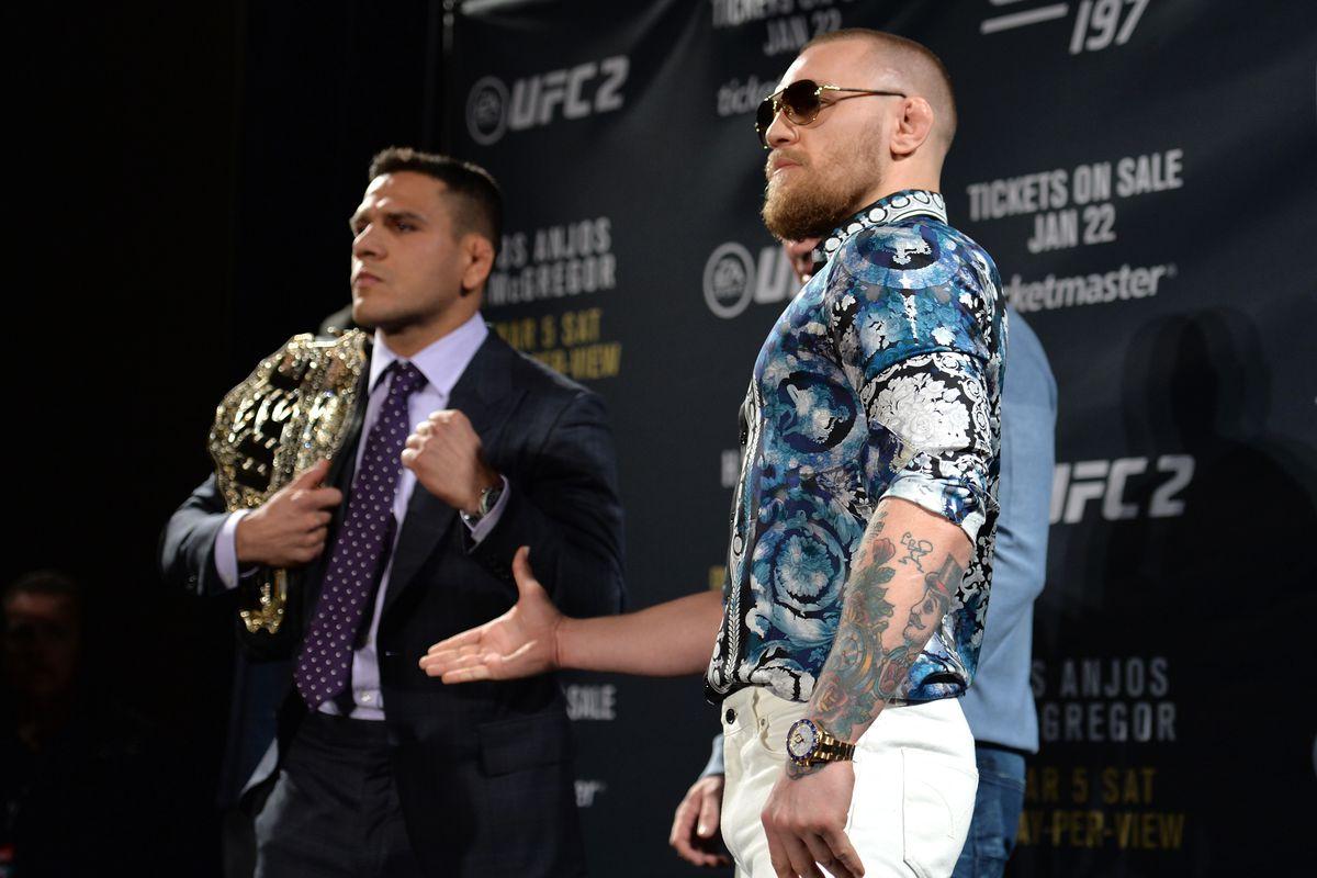 UFC 197 On-Sale Press Conference