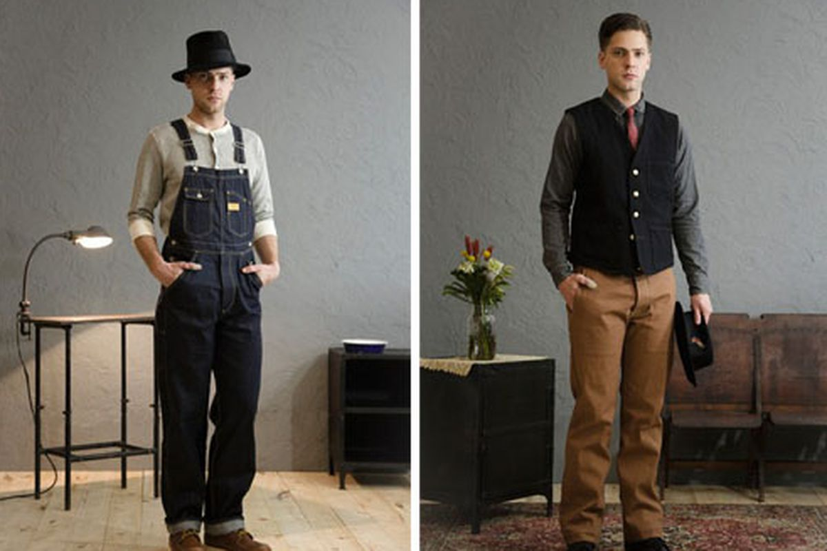 """Images via <a href=""""http://www.selectism.com/news/2012/03/09/h-w-carter-sons-autumnwinter-2012-full-look/"""">Selectism</a>"""