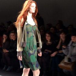 """""""Camo dress - love #vanessabruno"""""""