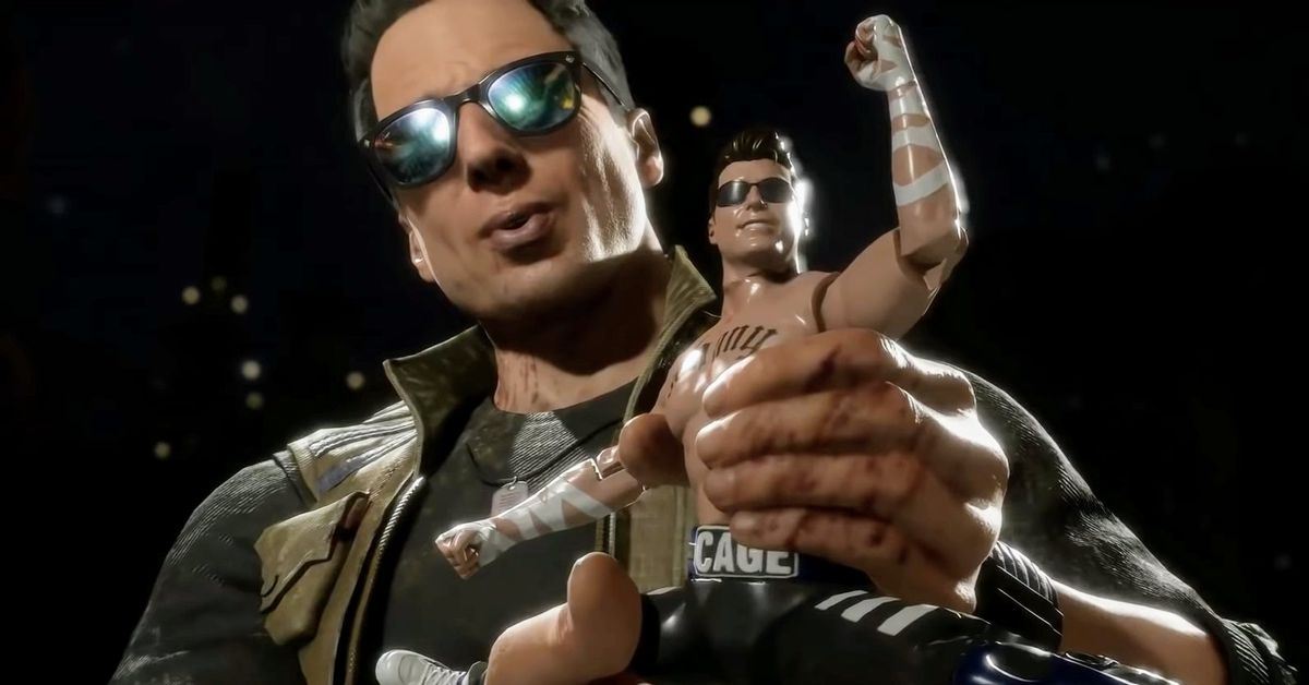 Mortal Kombat 11 Adds Johnny Cage, Who Has A Must-see