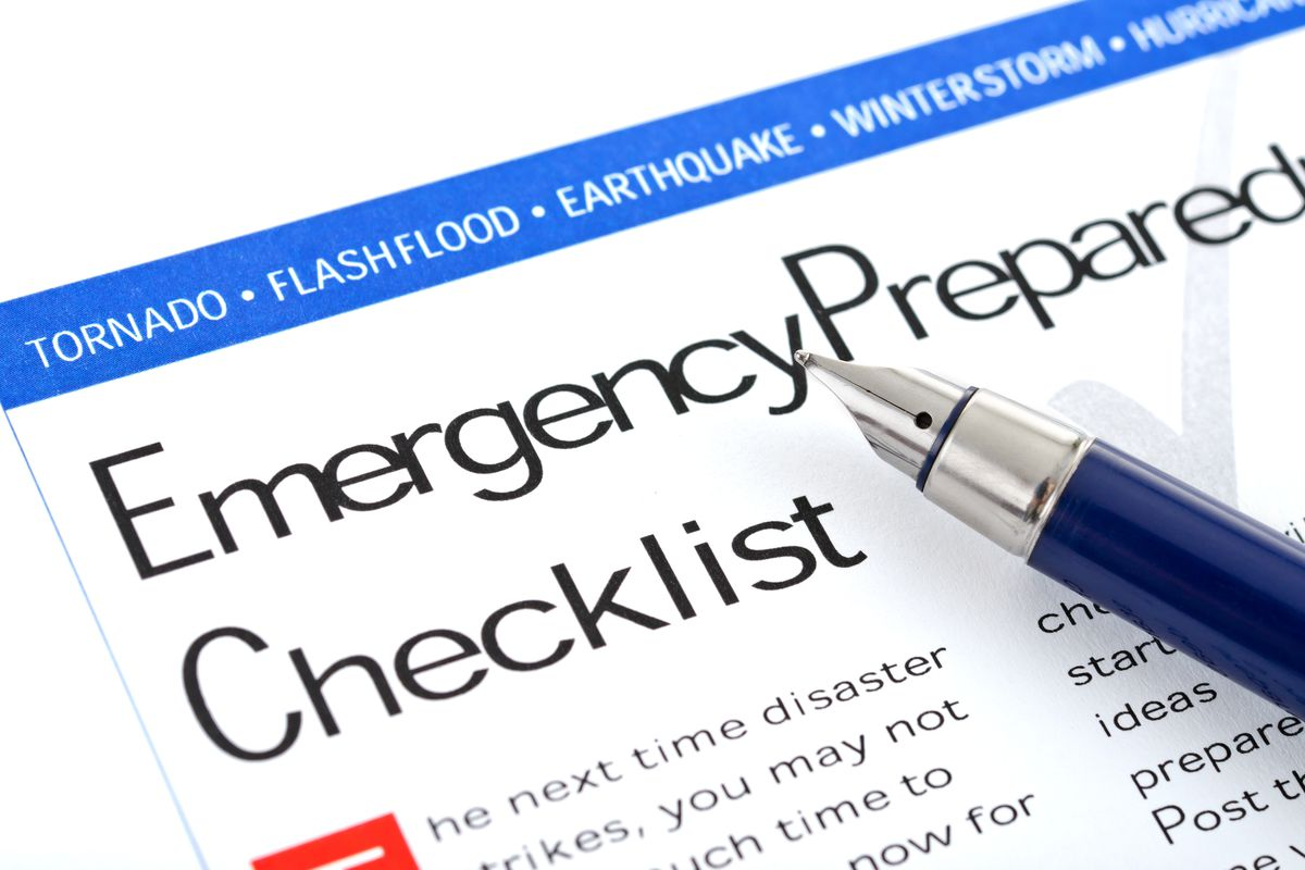 FILE - Are you ready? That's the question residents might be able to answer after attending the South Davis Preparedness Fair on Saturday, Sept. 8.