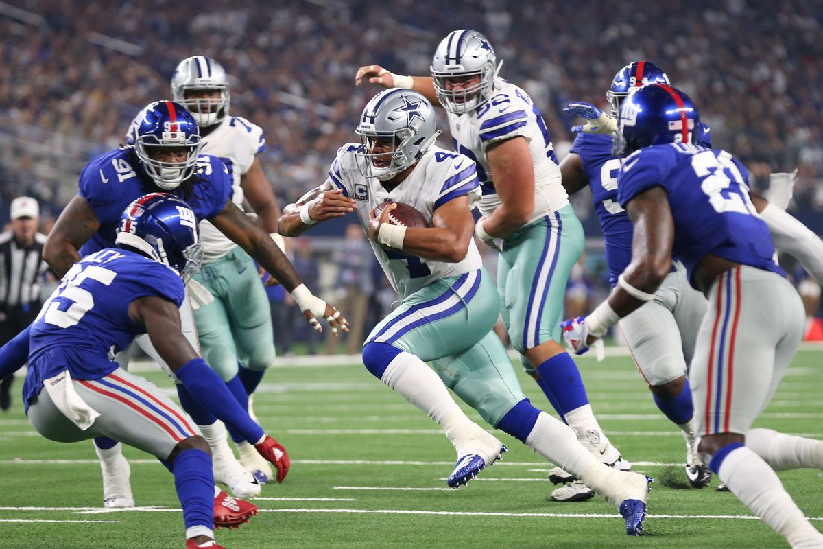 what they re saying about the 1 1 dallas cowboys heading into week