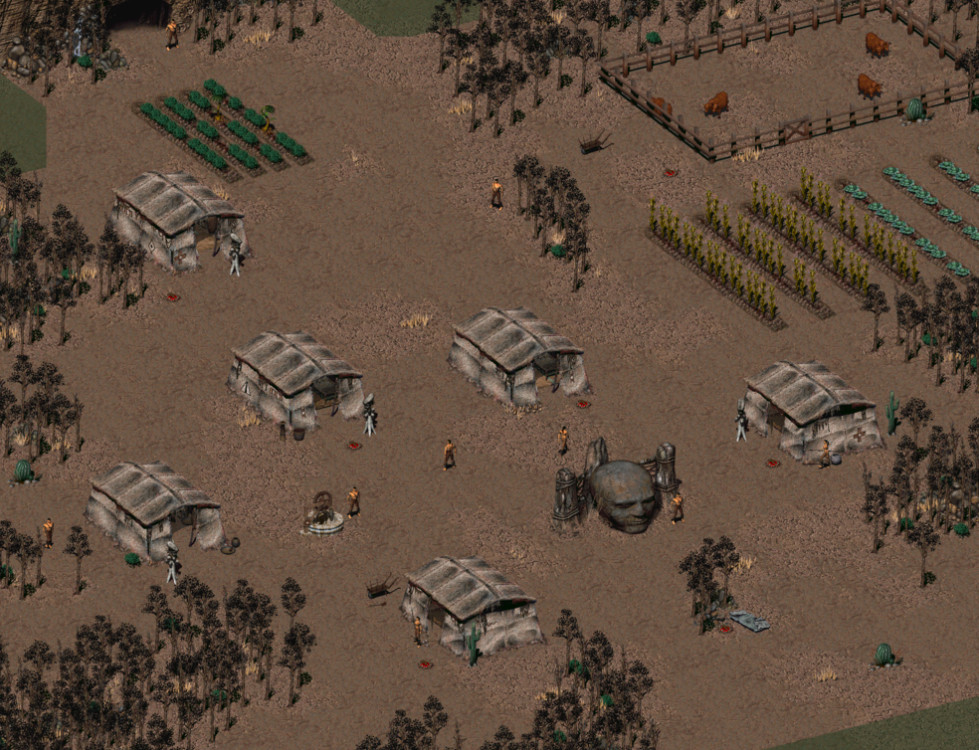 The unexpected challenges of remaking Fallout 2 using ...