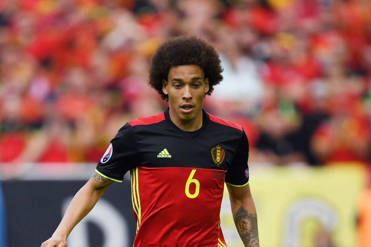 Axel Witsel - set to turn down Everton in favour of move to Napoli
