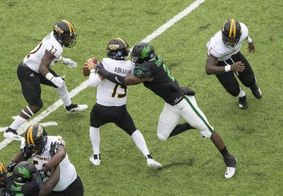 usa today 11435010 - Littrell bet on himself by returning to North Texas. Will it pay off?