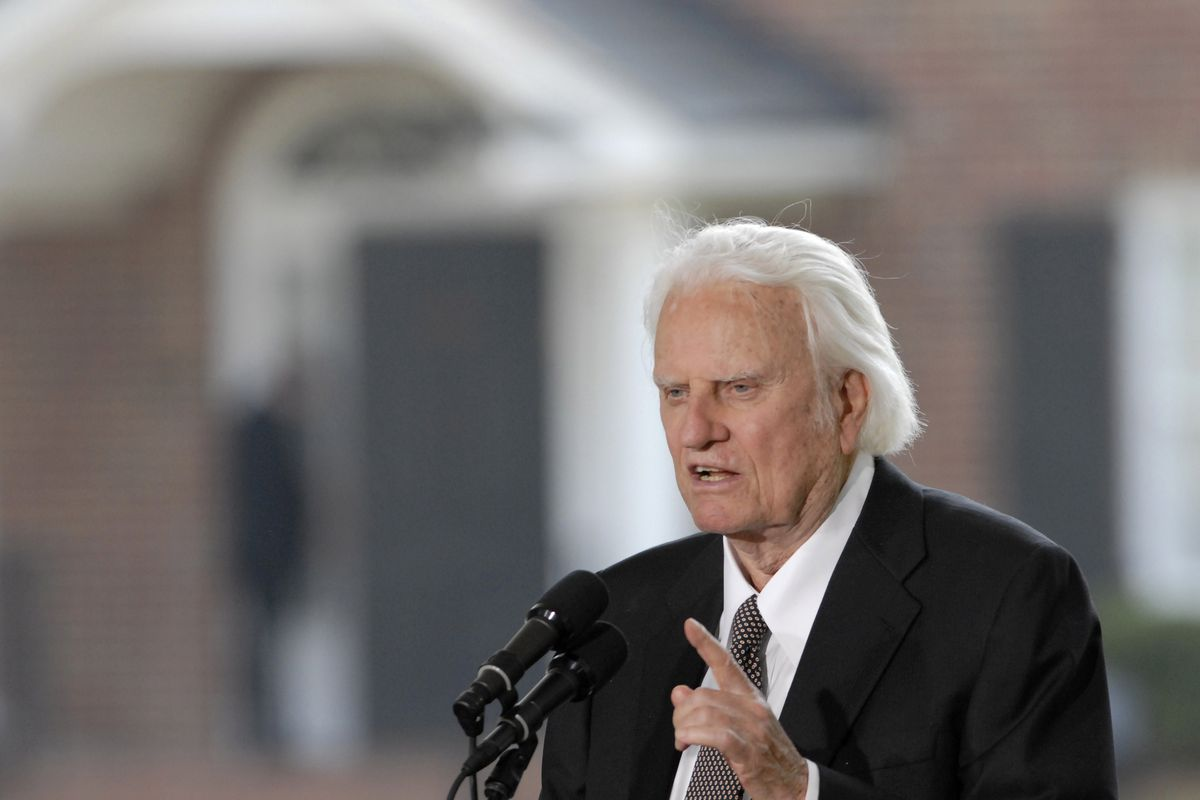 Former Presidents Bush And Clinton And Carter Attend Opening Of Billy Graham Library