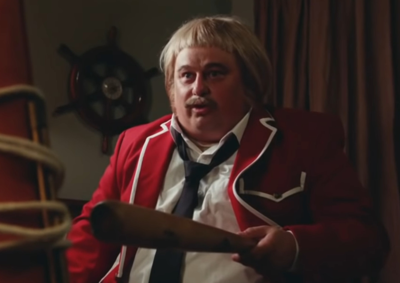 Video Chicago Actor Plays Vicious Captain Kangaroo In Mr Rogers Parody On Jimmy Kimmel Live Chicago Sun Times