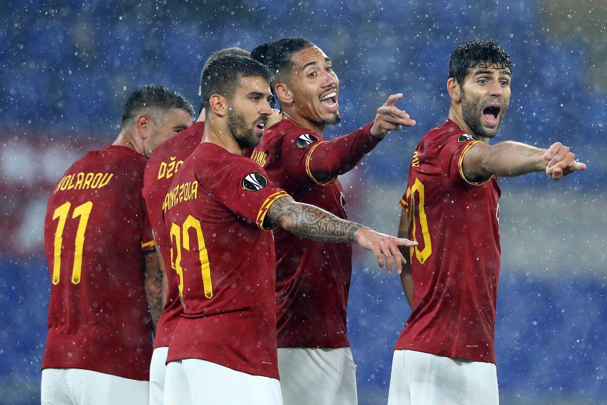 AS Roma v Borussia Monchengladbach - UEFA Europa League Group J