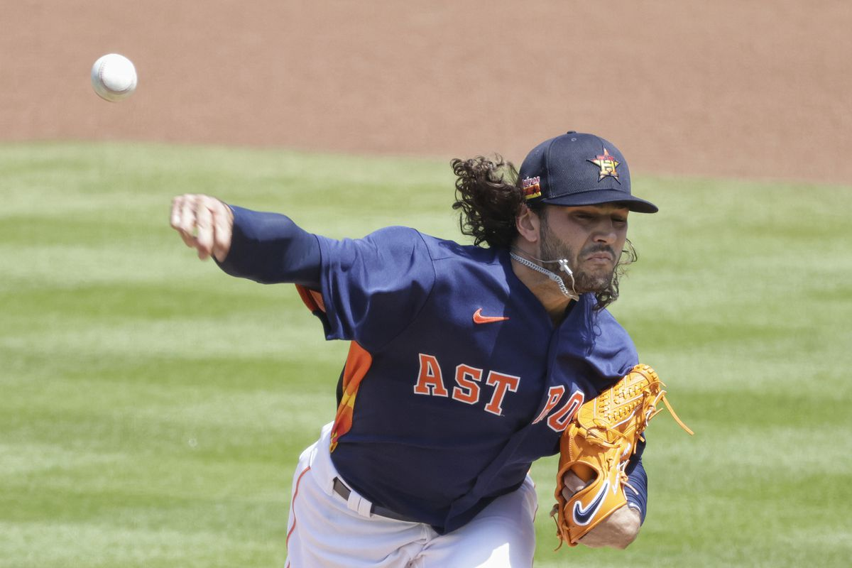MLB: Washington Nationals at Houston Astros