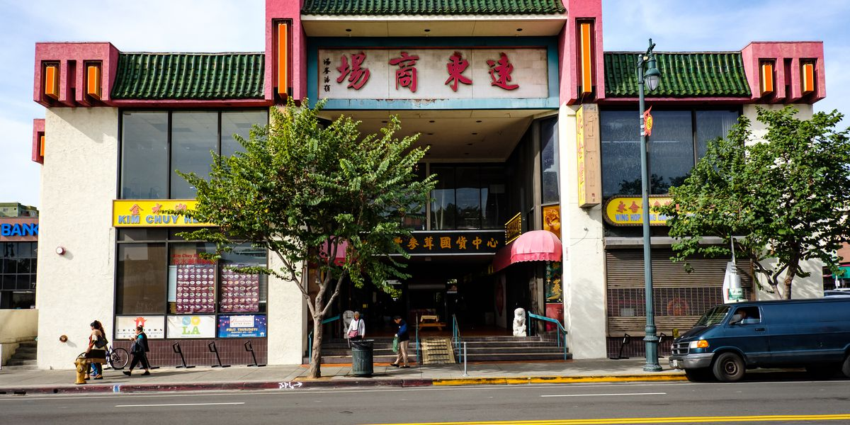 Warrant issued for head of Chinatown business improvement district