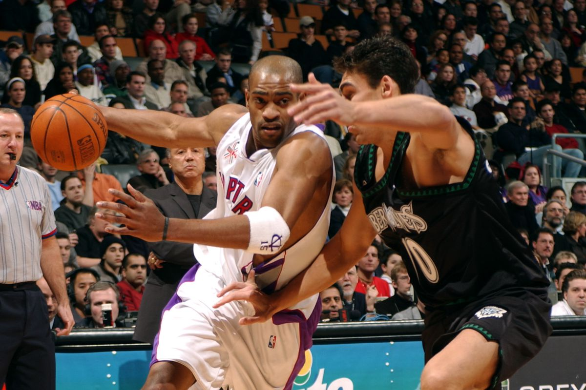 Handing out the Toronto Raptors all-time awards, Vince Carter