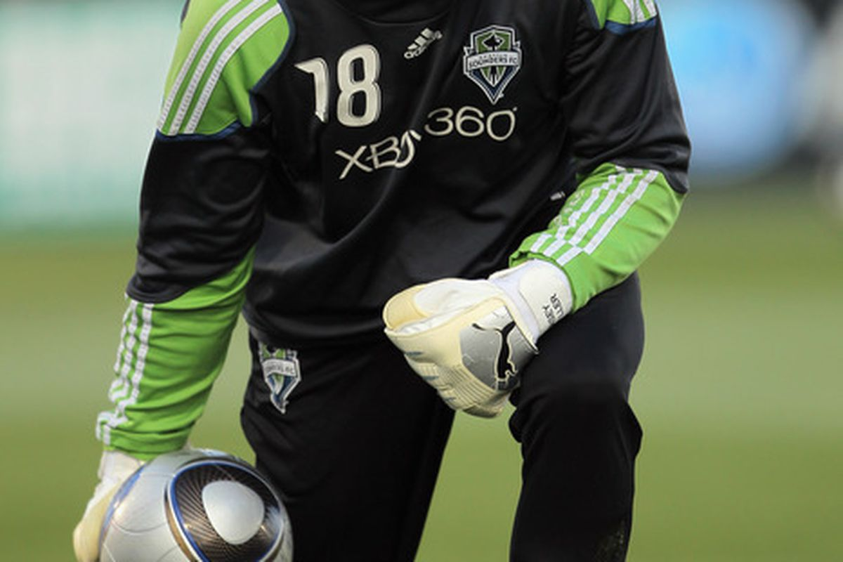 Kasey Keller wants to be at the All Star Game and MLS won't let him.