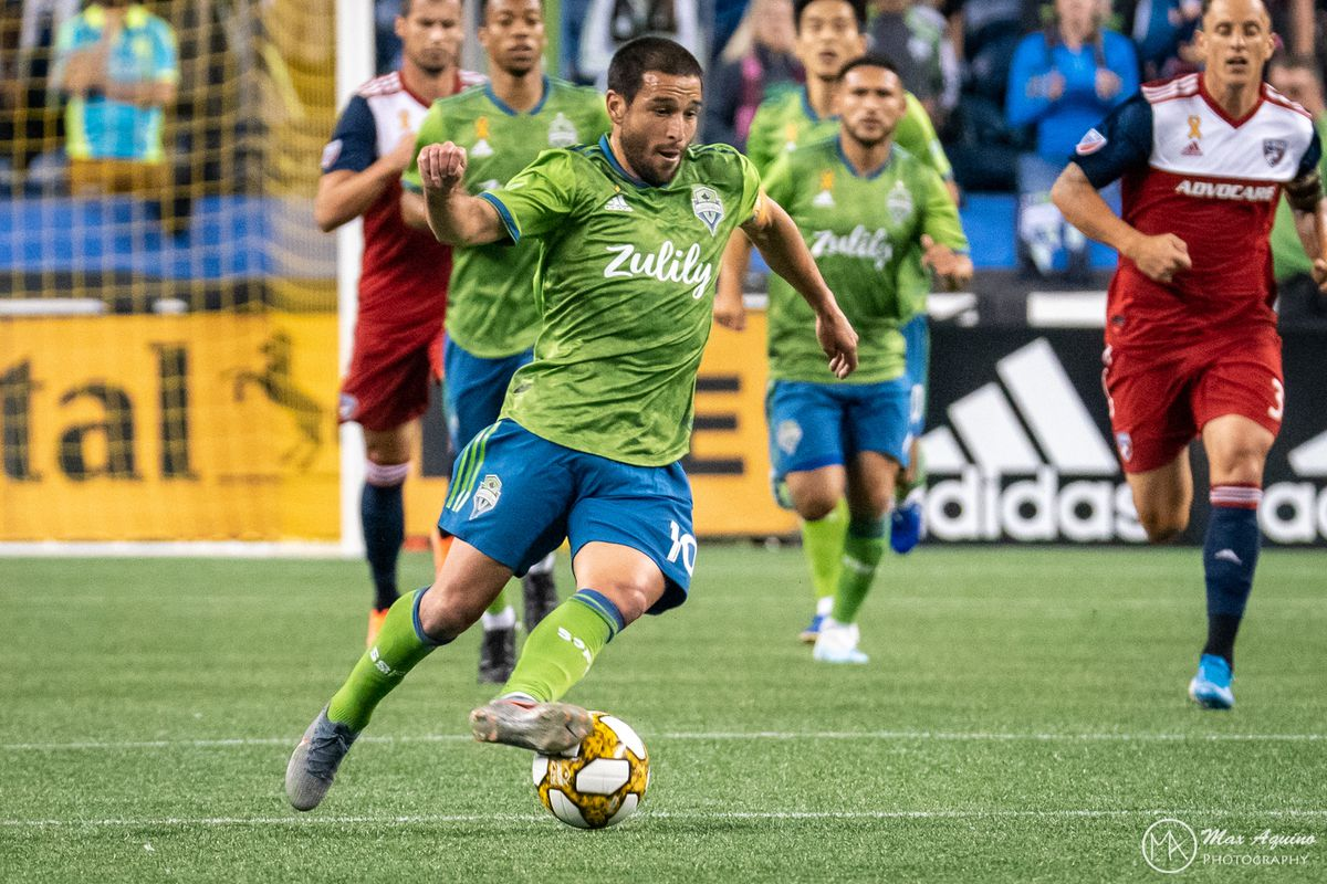 Nico Lodeiro did not travel to D.C. due to injury