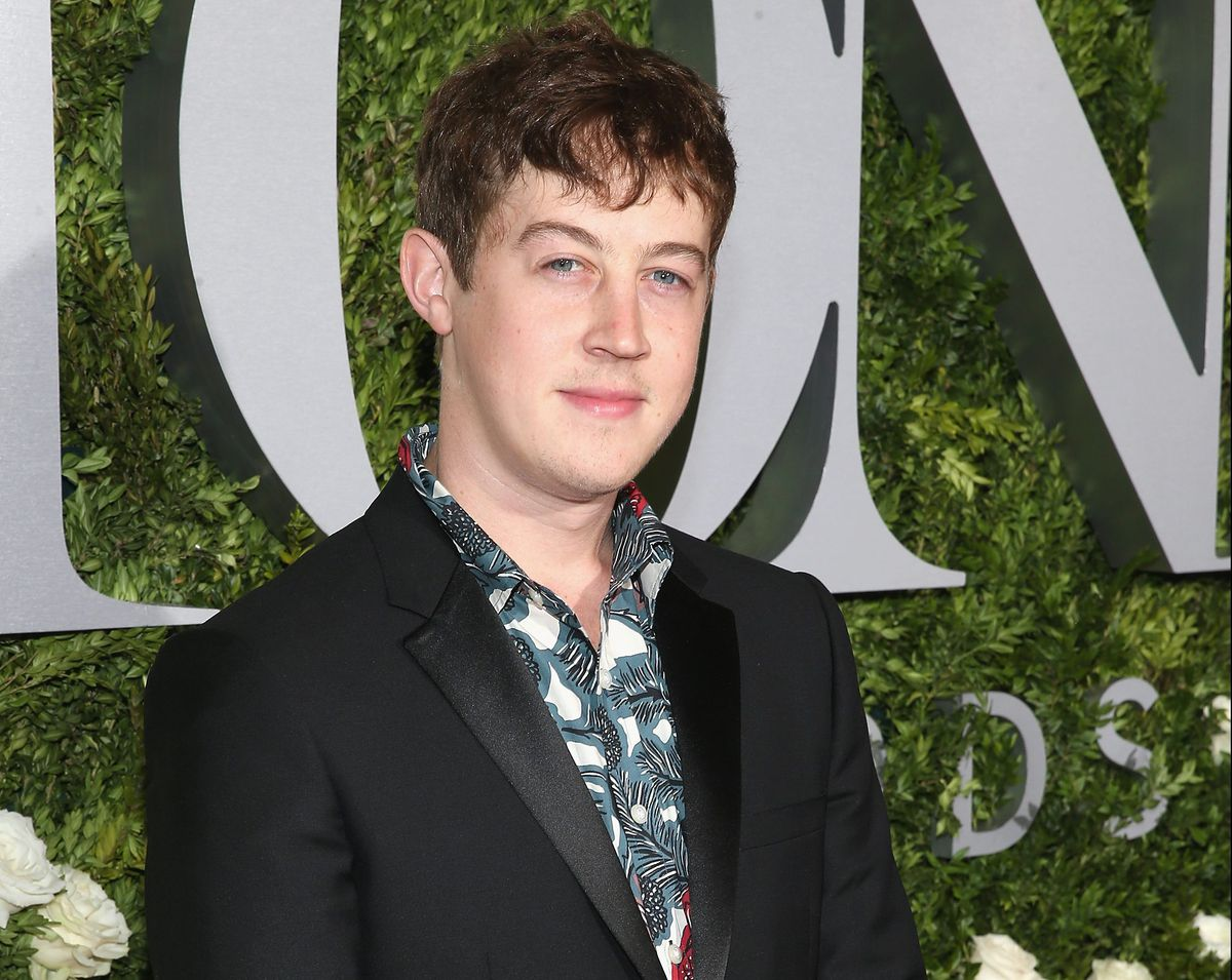 Tony Award winner Alex Sharp is set to play a young protege of Del Close in a movie directed by Betty Thomas. | Jemal Countess/Getty Images