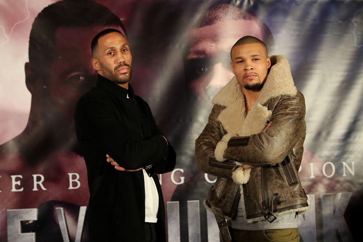 Premier Boxing Champions, ITV Sport & Poxon Sports Boxing press conference