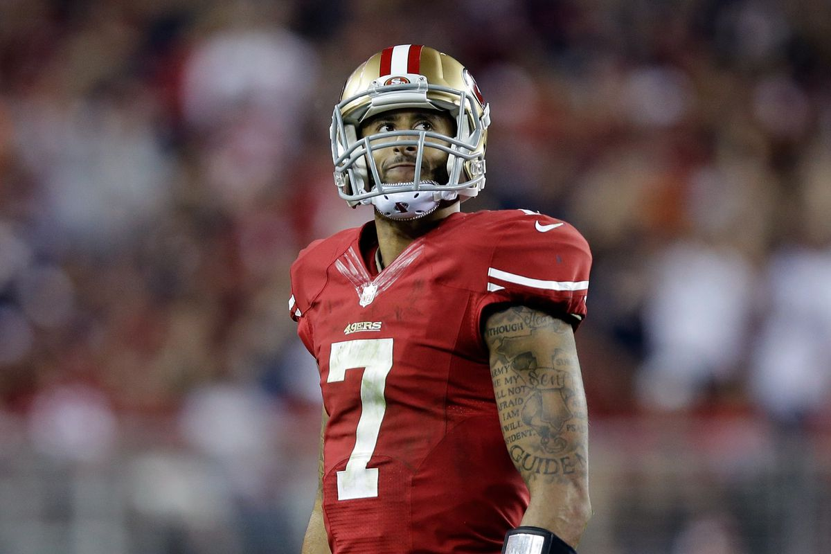 c334d1442f3 Looking at Colin Kaepernick s interceptions from 49ers-Bears ...