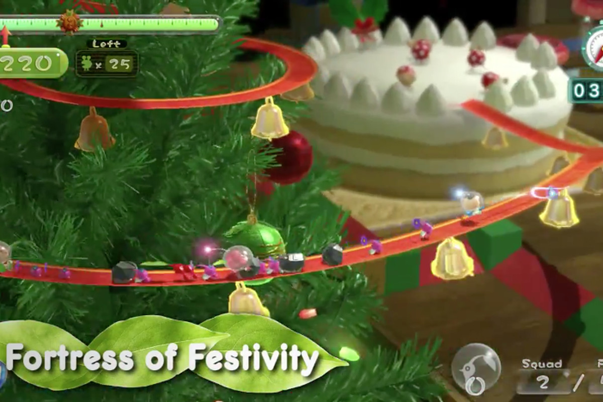 Pikmin 3 And The Wonderful 101 Voted As Nintendo Favorites By Fans