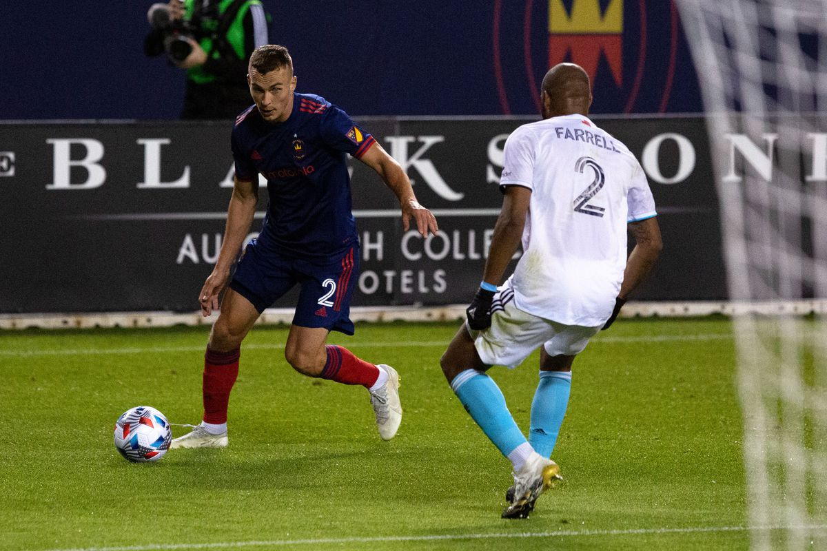 MLS: New England Revolution at Chicago Fire