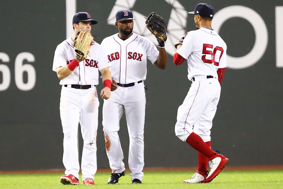 Daily Red Sox Links  Thoughts on the Red Sox s 2019 Schedule e6bdf63946