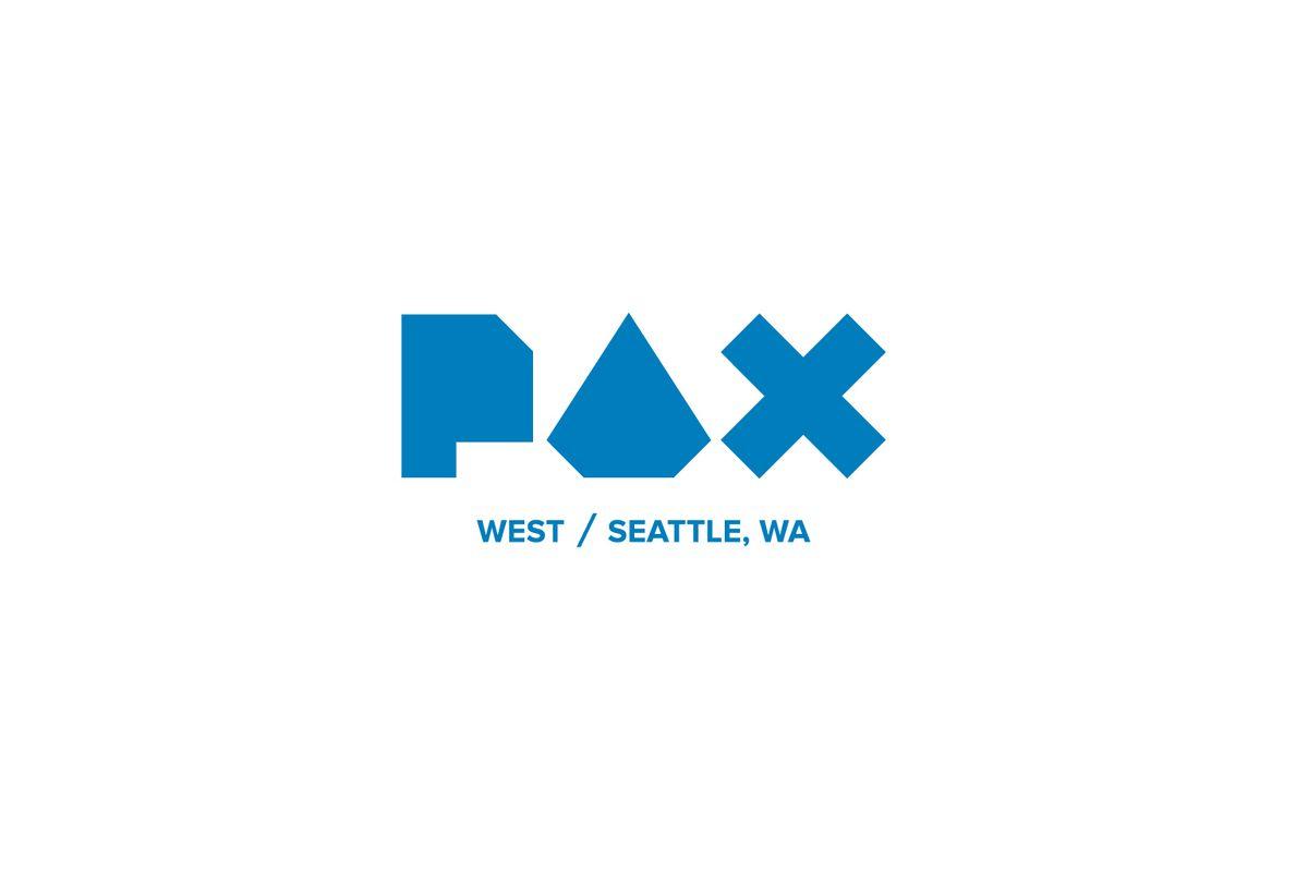 PAX West logo on white