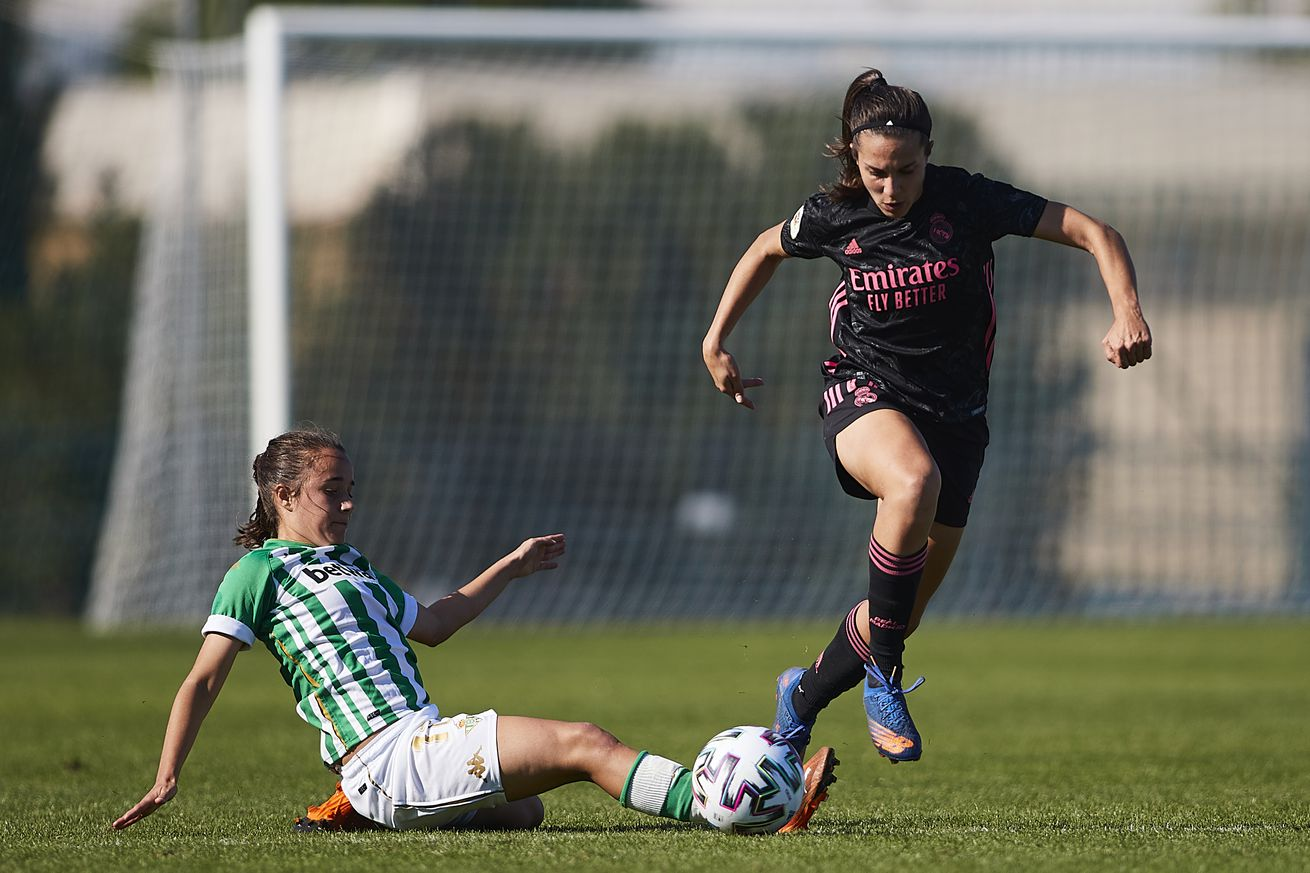 Marta Cardona?s Intelligence & Class Were On Display Against Real Betis