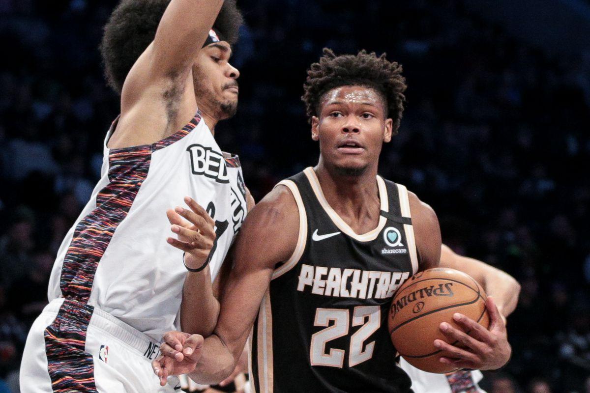 Ugly start sinks Atlanta Hawks in road loss to Brooklyn Nets