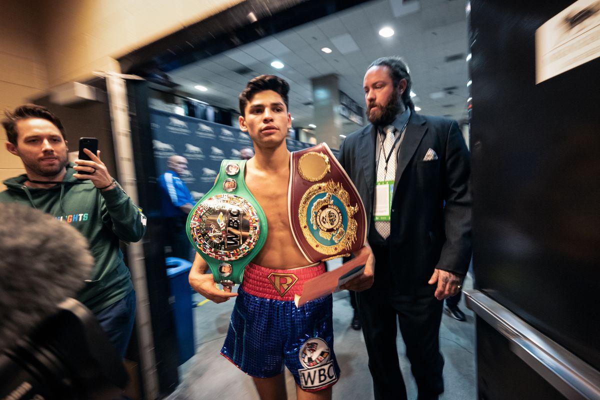 Ryan Garcia Vs Luke Campbell Results Live Stream Fight Coverage Mmamania Com