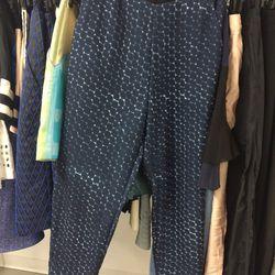 Sample pants, $75