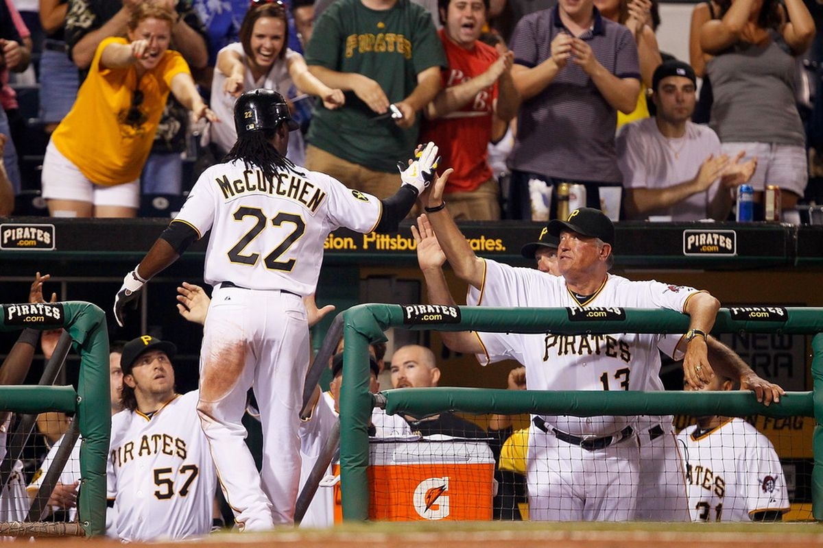 It wasn't a runaway, but all signs point to Andrew McCutchen.
