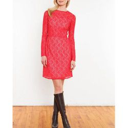 """<b>by SMITH</b> Mulberry Dress in Red, <a href=""""http://shop.bysmithcollection.com/collections/dresses/products/mulberry-dress"""">$320</a> at Diana Warner"""