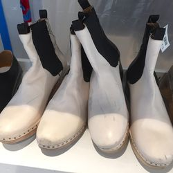 Maison Margiela men's boots, $794