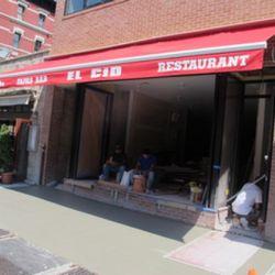 """El Cid via  <a href=""""http://www.zagat.com/buzz/el-cid-tapas-bar-setting-up-shop-in-chelsea"""" rel=""""nofollow"""">Zagat</a>"""